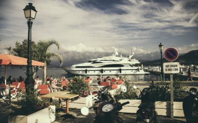 location yacht Corse